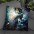Charade Throw Pillow By Mario Sanchez