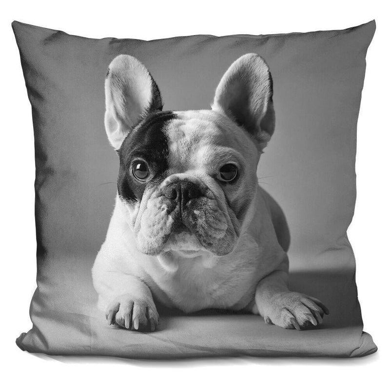 Manny Portrait Pillow