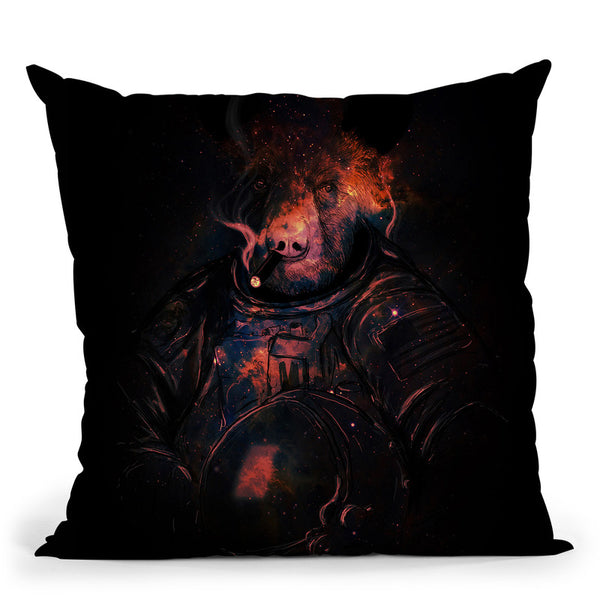 Mission Accomplished Throw Pillow By Nicebleed