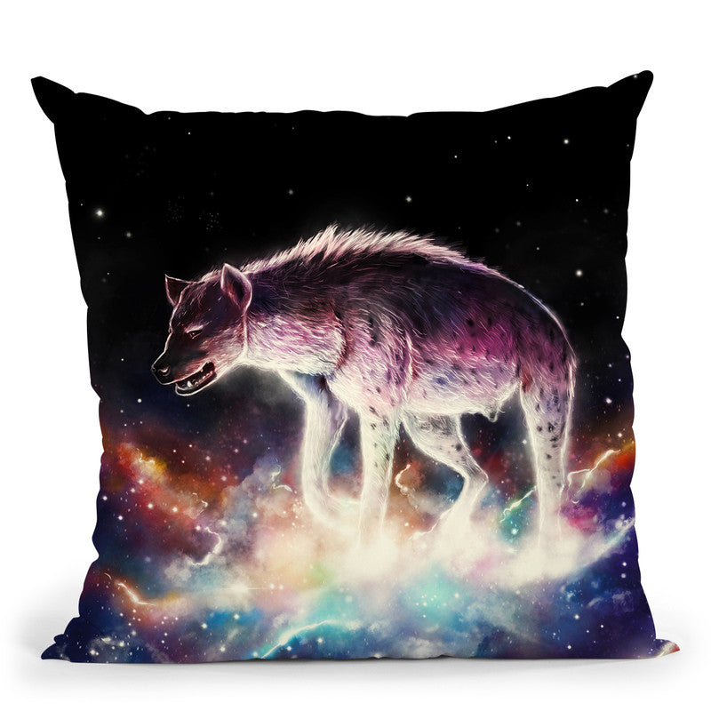 Scavenge Throw Pillow By Nicebleed