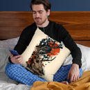 Dominate Throw Pillow By Nicebleed
