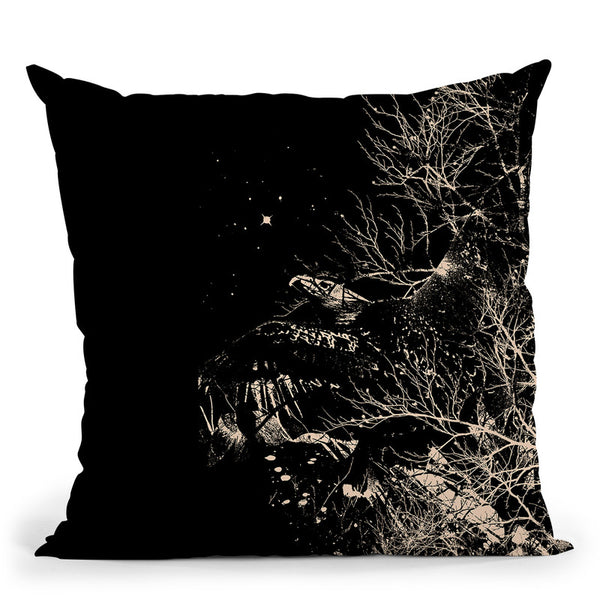 Fly High Throw Pillow By Nicebleed
