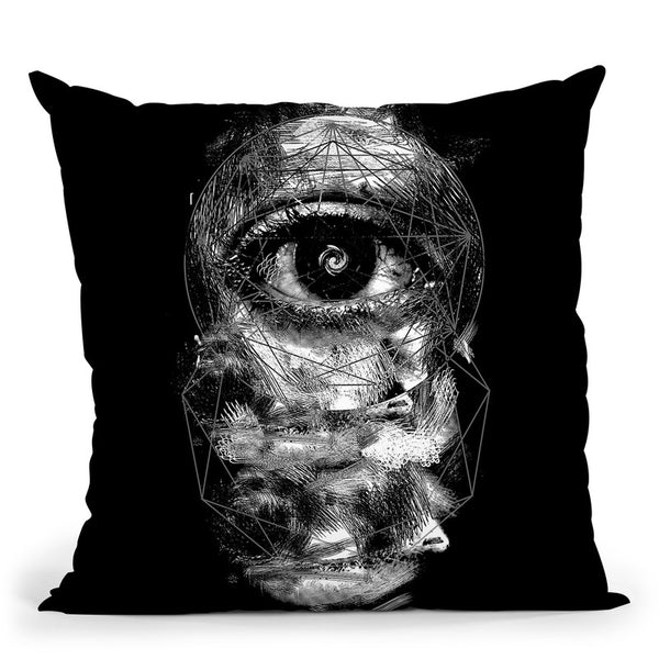 Foresee Throw Pillow By Nicebleed