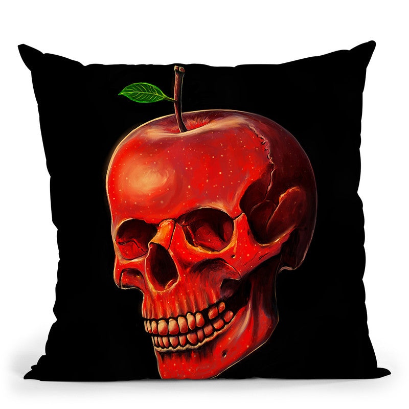 Fruit Of Life Throw Pillow By Nicebleed