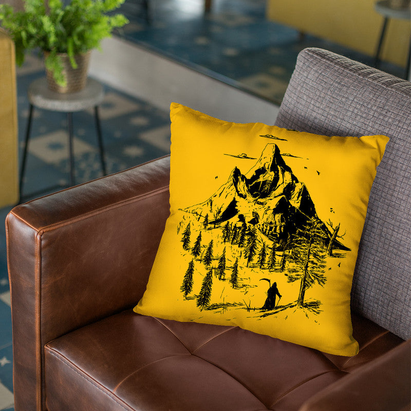 Home Sweet Home Throw Pillow By Nicebleed