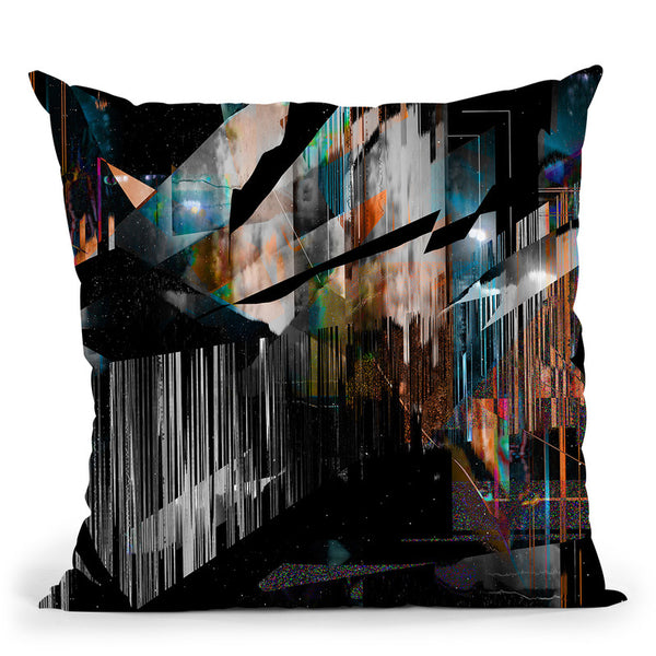 Inside Out Throw Pillow By Nicebleed