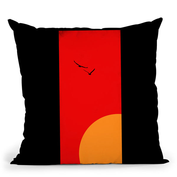It'S Just Another Day Throw Pillow By Nicebleed