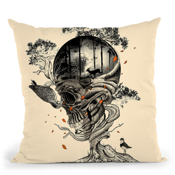 Lost Translation Throw Pillow By Nicebleed