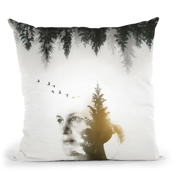 Soul Of Nature Throw Pillow By Niklas Gustafson