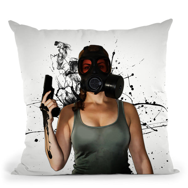 Bellatrix Ii Throw Pillow By Niklas Gustafson