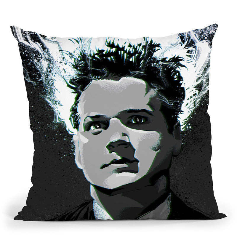 Eraserhead Throw Pillow By Nikita Abakumov