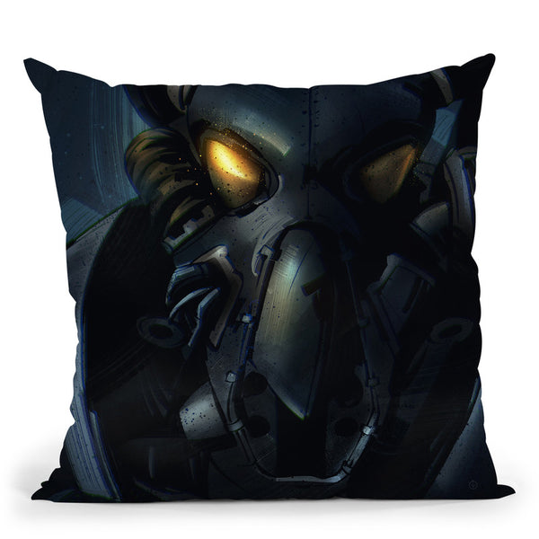 Fallout Ii Throw Pillow By Nikita Abakumov
