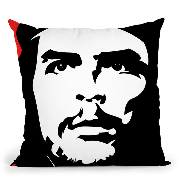 Omg Che Throw Pillow By Nikita Abakumov