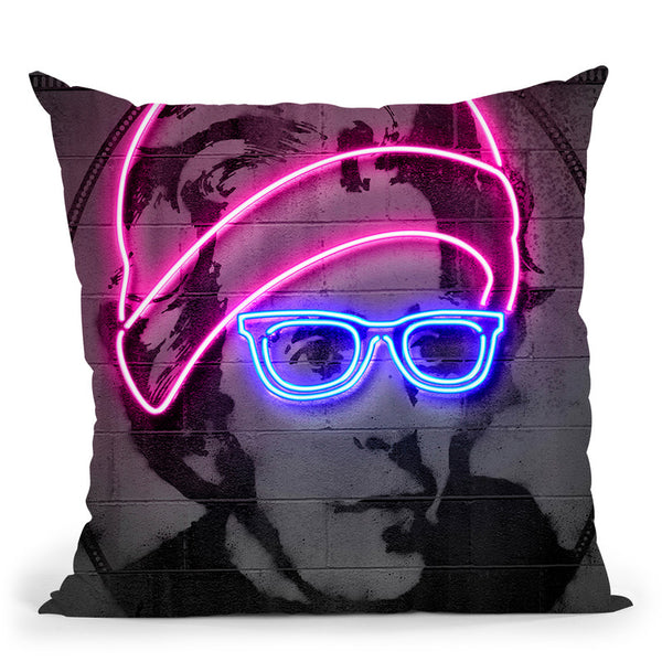 Jackson Throw Pillow By Octavian Mielu