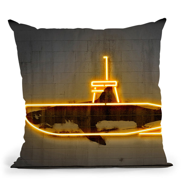 Dup Park Throw Pillow By Octavian Mielu