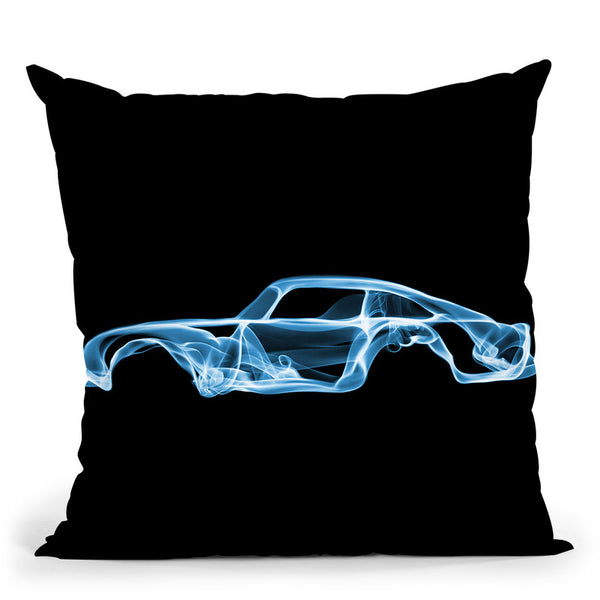 Aston Martin Db5D Throw Pillow By Octavian Mielu