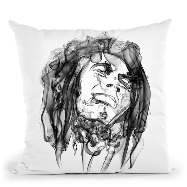 Bob Throw Pillow By Octavian Mielu