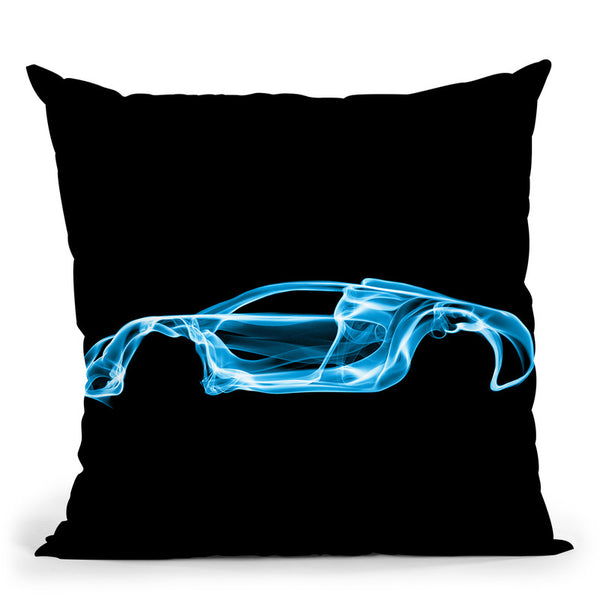 Bugatti Veyrond Throw Pillow By Octavian Mielu