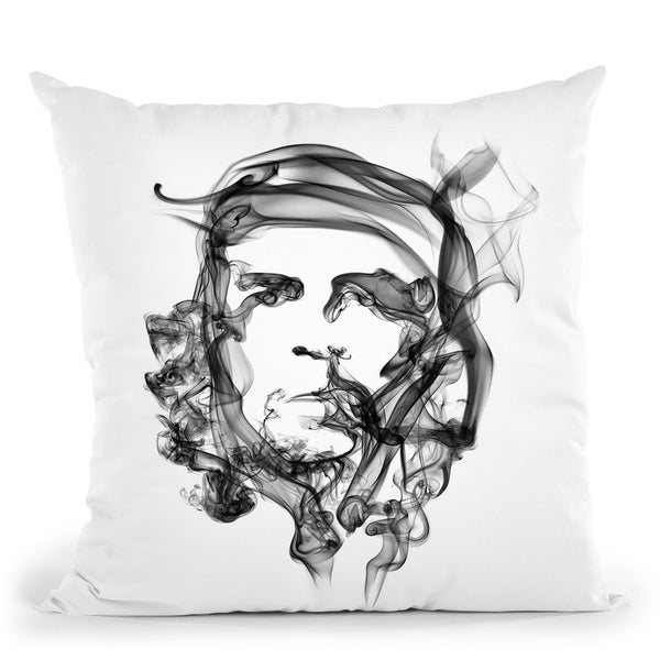 Che Throw Pillow By Octavian Mielu