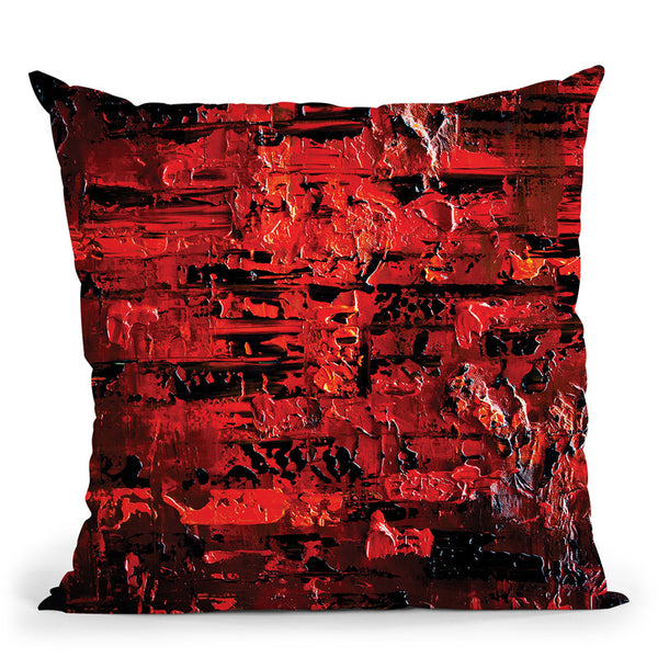 Royalty Throw Pillow By Osnat Tzadok