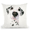 Milo V2 Throw Pillow By Patsy Ducklow