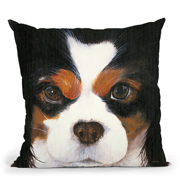 Gertie Ii Throw Pillow By Patsy Ducklow
