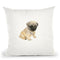 Cutie I Throw Pillow By Patsy Ducklow