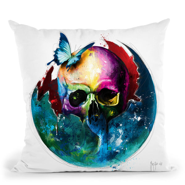 Redemption Throw Pillow By Patrice Murciano