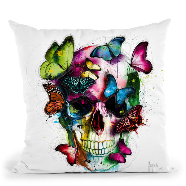 Soul'S Colors Throw Pillow By Patrice Murciano