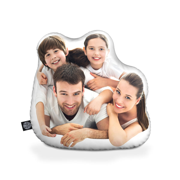 Custom Parent and Child Pillow