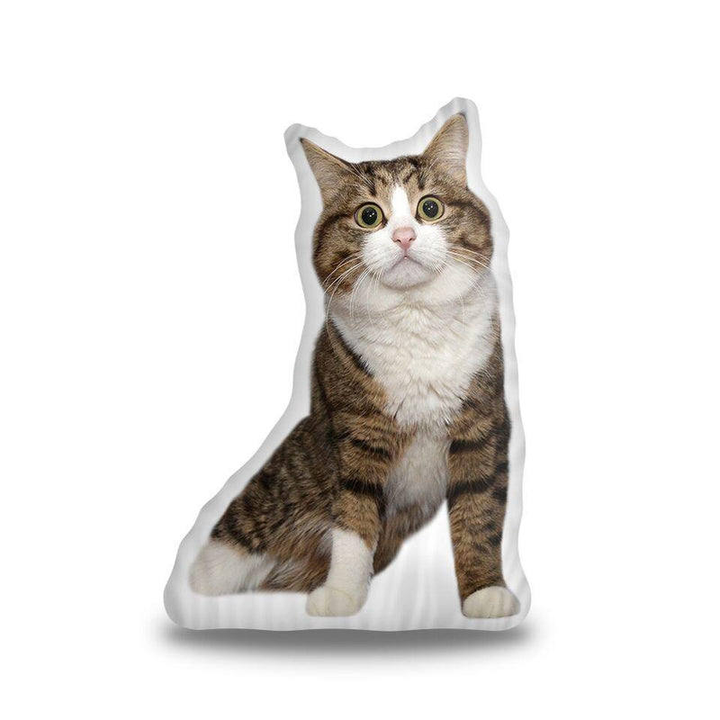 Rexiecat Standing Custom Shaped Pillow