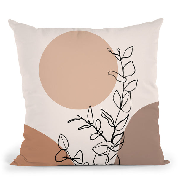 Graphicii Throw Pillow By Sisi And Seb