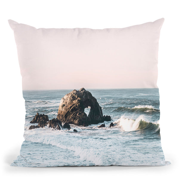 Heart Rock Throw Pillow By Sisi And Seb