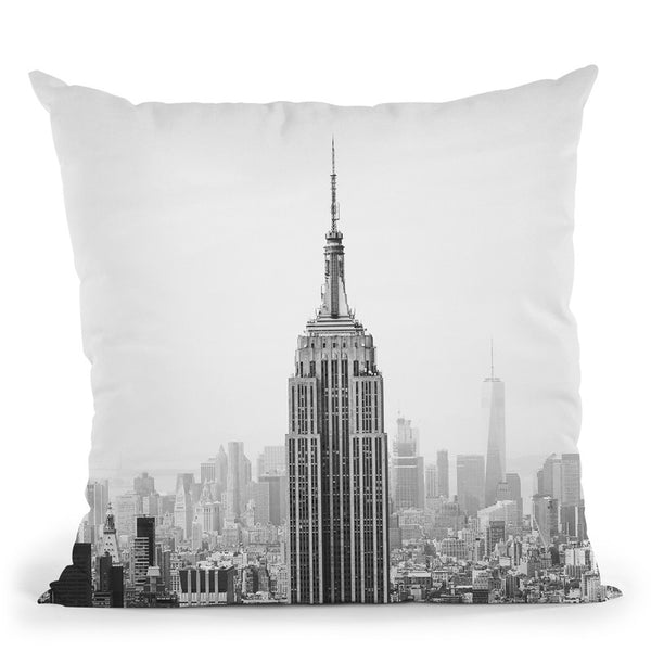 Ny Throw Pillow By Sisi And Seb