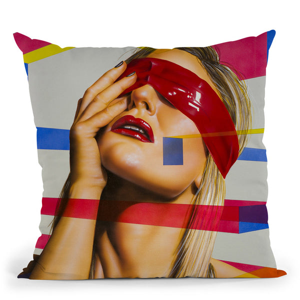 Soul And Body Throw Pillow By Scott Rohlfs