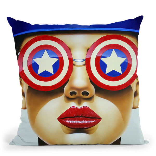 Star Struck Throw Pillow By Scott Rohlfs