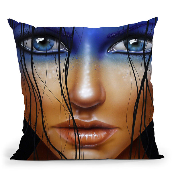 This Time I Mean It Throw Pillow By Scott Rohlfs
