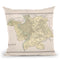 Rome Italy 1901 Throw Pillow By Adam Shaw