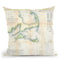 Cape Cod 1857 Throw Pillow By Adam Shaw