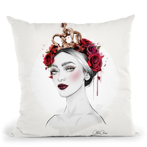 D&G Throw Pillow By Cristina Alonso