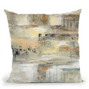 Gentle Touch Throw Pillow By Silvia Vassileva