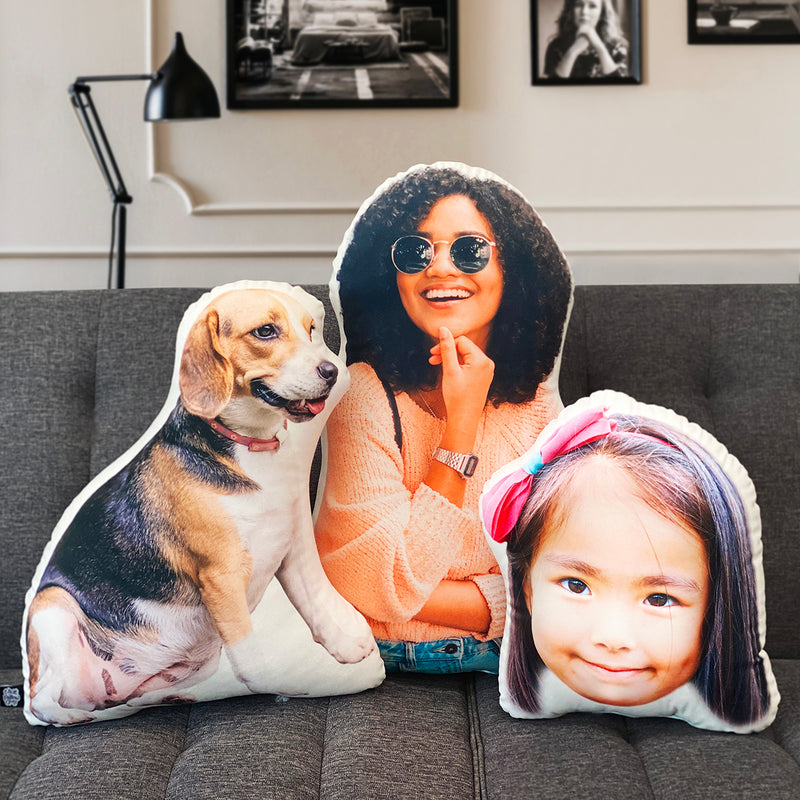 Custom Anything Shaped Pillow