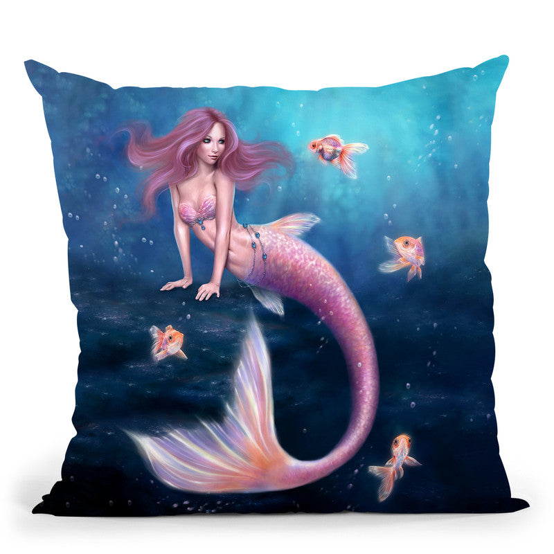 Aurelia Throw Pillow By Tate Licensing
