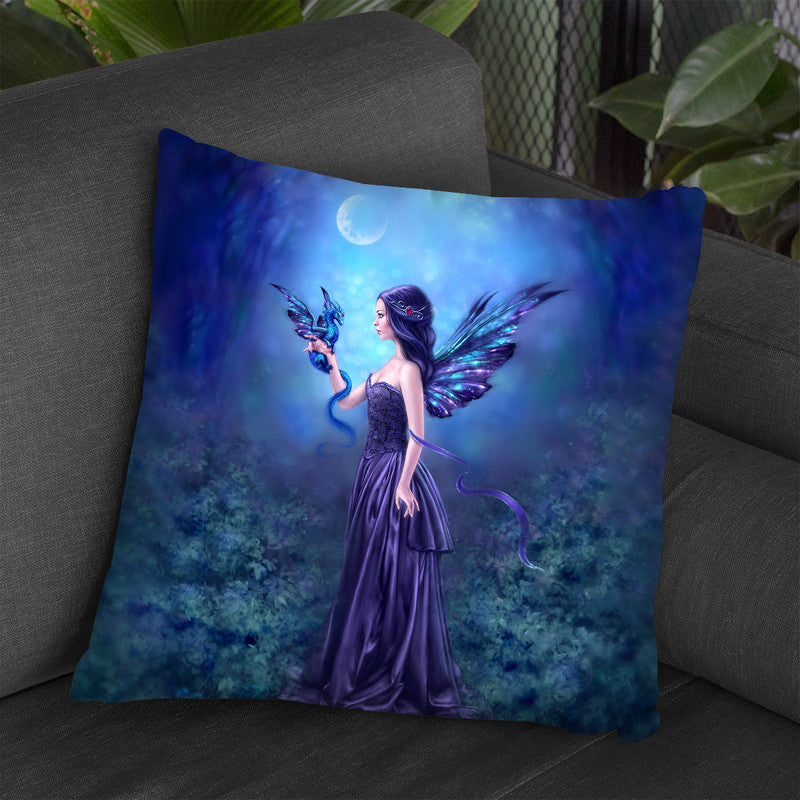 Iridescent Throw Pillow By Tate Licensing