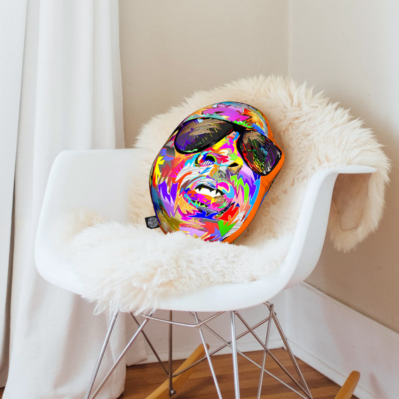Jay-Z Shaped Throw Pillow by Technodrome1 - by all about vibe