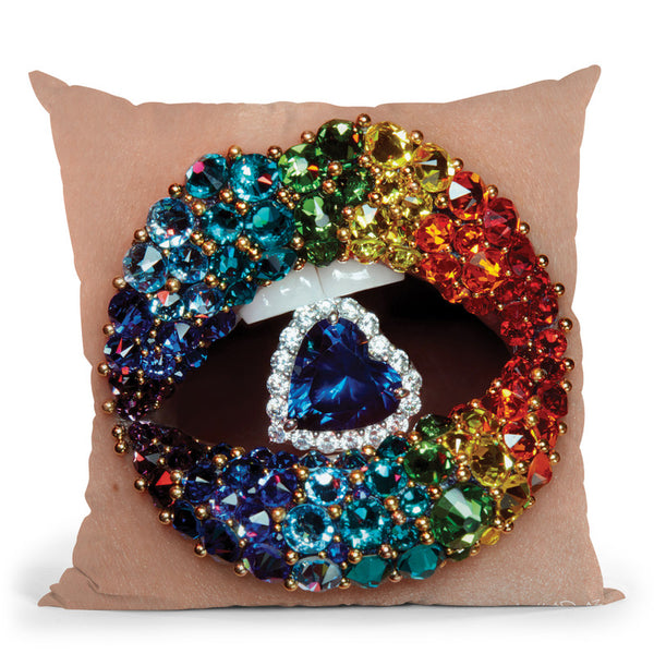 Love Is Love Throw Pillow By Vlada Haggerty - by all about vibe