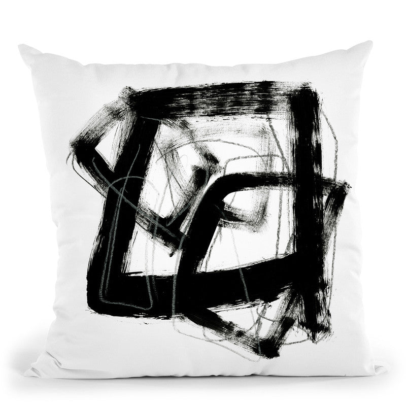 Tessellation I Throw Pillow By World Art Group