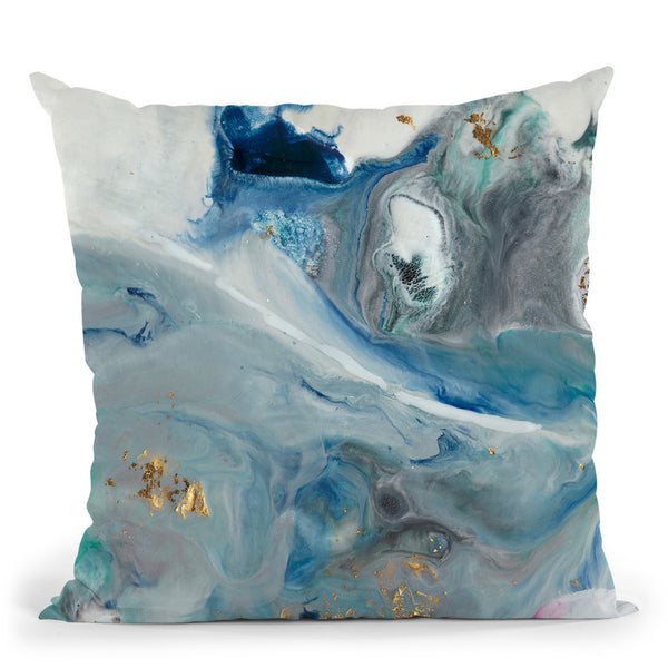 Mindlessness Ii Throw Pillow By World Art Group
