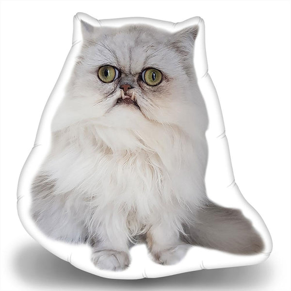 Wilfred Warrior Sitting Throw Pillow