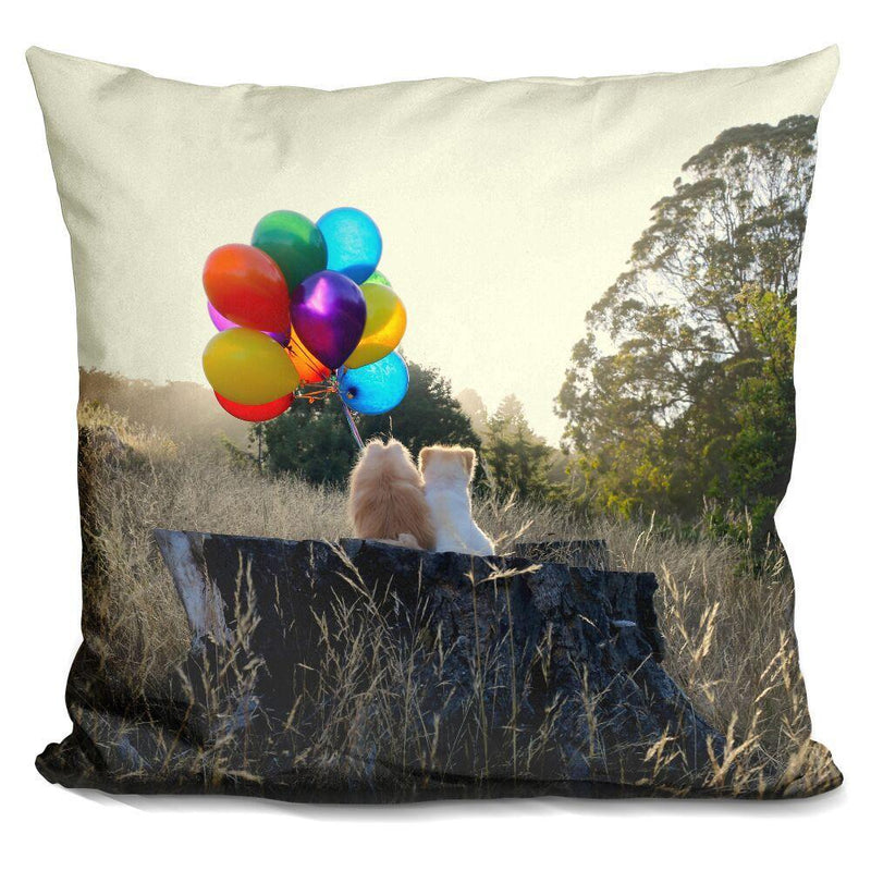 Adventure is Out There Pillow